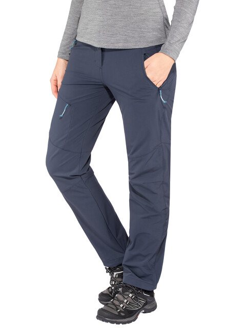 Maloja MaistraM. - Pantalones de Trekking Mujer - azul